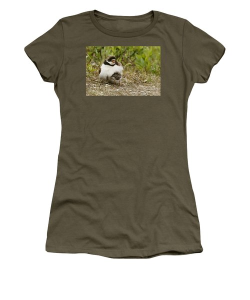 You Can't See Me Now . . . Women's T-Shirt (Athletic Fit)
