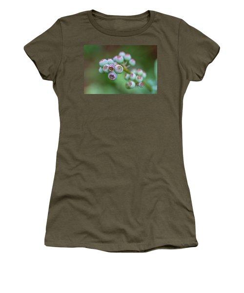 Young Blueberries Women's T-Shirt