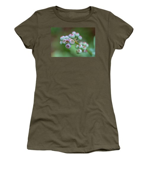 Young Blueberries Women's T-Shirt