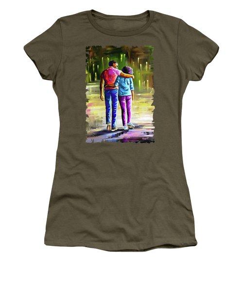 Young Lovers Women's T-Shirt