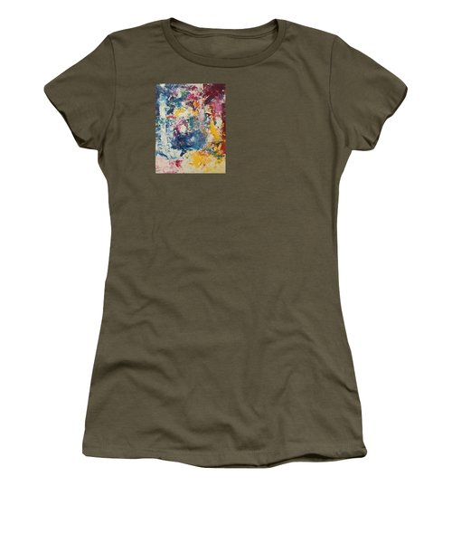 Playing With Color IIi Women's T-Shirt