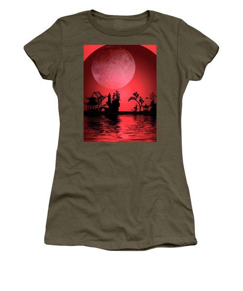 Asia Landscape Women's T-Shirt