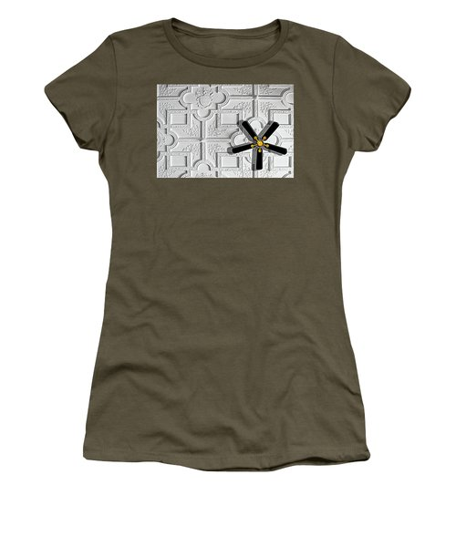 Black And White In Color Women's T-Shirt