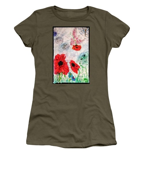 Creation Women's T-Shirt