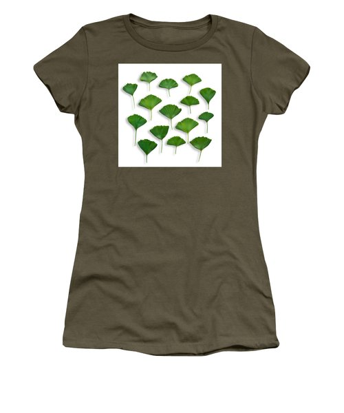 Gingkos Spring Women's T-Shirt