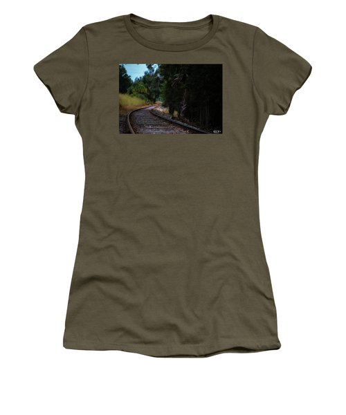 Leading Lines Women's T-Shirt