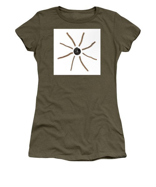 Licorice Roots And Wheel Women's T-Shirt