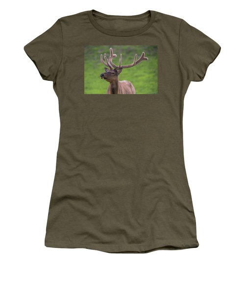 Women's T-Shirt featuring the photograph ME1 by Joshua Able's Wildlife