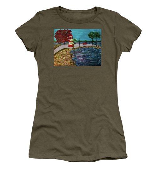 Mount Dora Lighthouse Women's T-Shirt