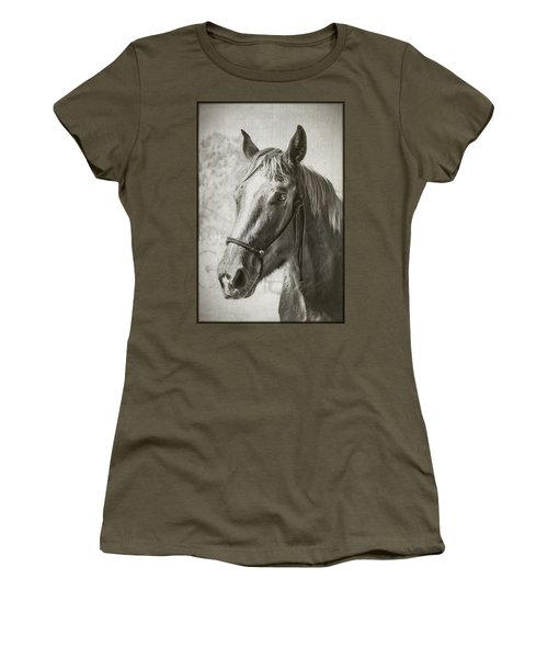 Old West Transportation Women's T-Shirt