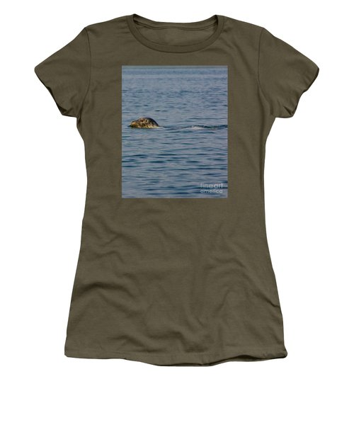 Pacific Harbor Seal Women's T-Shirt