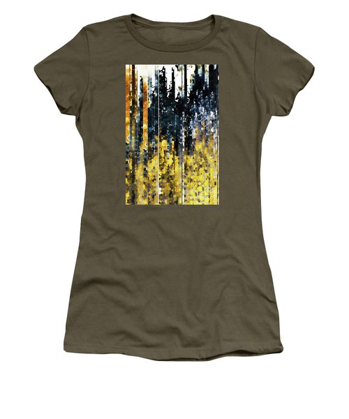 1 Peter 1 7. Tested By Fire Women's T-Shirt
