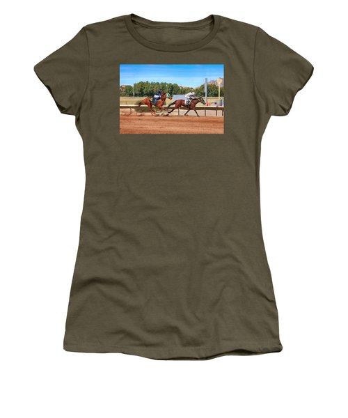 Rillito Park, Tucson Az Women's T-Shirt