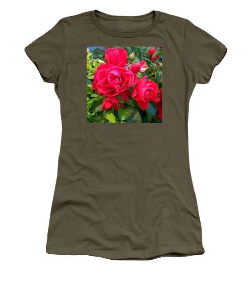 Rose Is A Rose  Women's T-Shirt