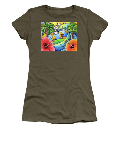 South Texas Disc Golf Women's T-Shirt