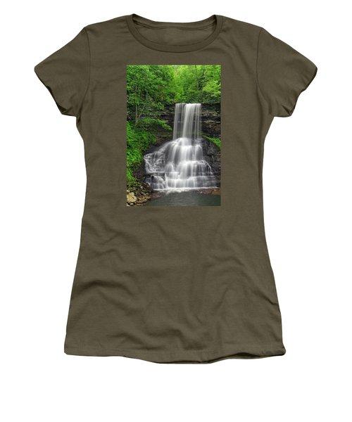 Summer Cascades Women's T-Shirt