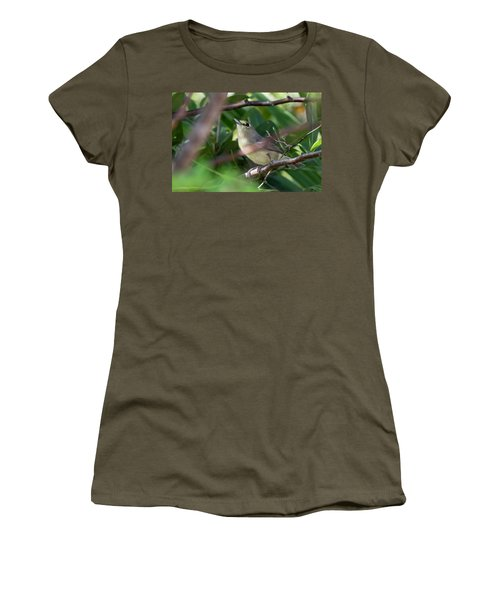 Thick-billed Vireo Women's T-Shirt