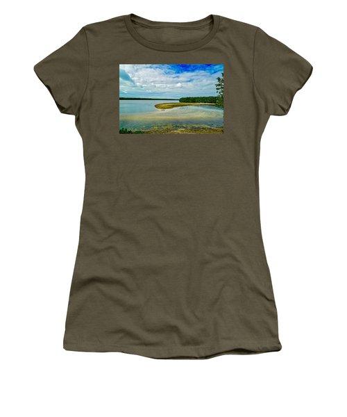 Wildlife Refuge On Sanibel Island Women's T-Shirt