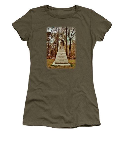 10th Wisconsin Infantry Women's T-Shirt