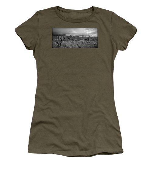 12-26-18 Snow Storm Women's T-Shirt