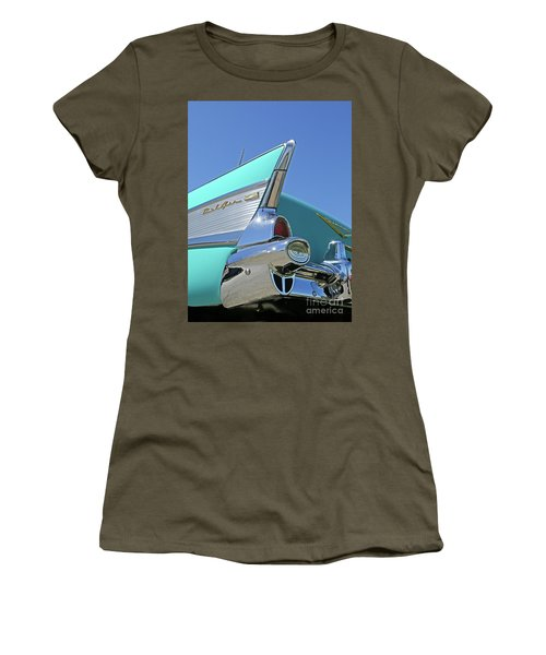 1957 Chevy Women's T-Shirt