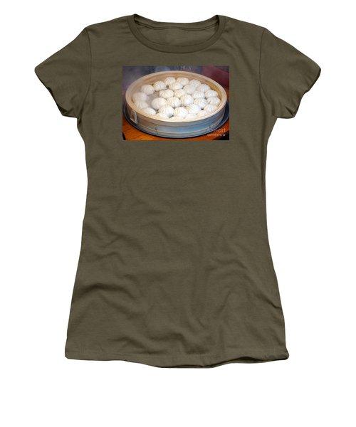 Chinese Steamed Buns Women's T-Shirt