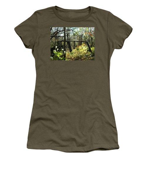 Ye Old Tracks Women's T-Shirt