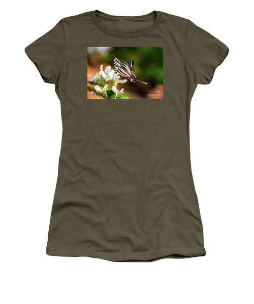 Zebra Swallowtail Women's T-Shirt