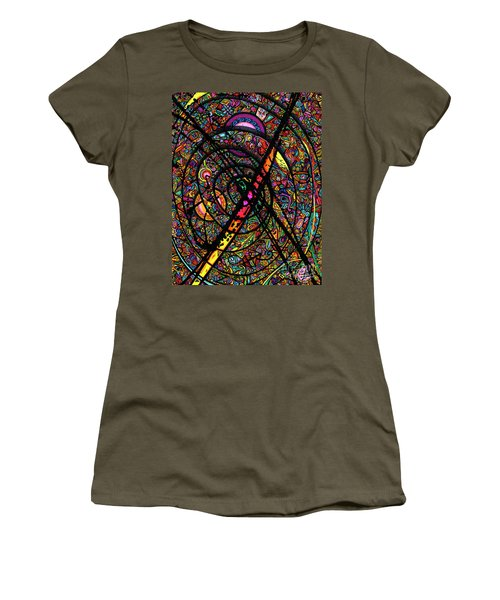25 Faces Women's T-Shirt