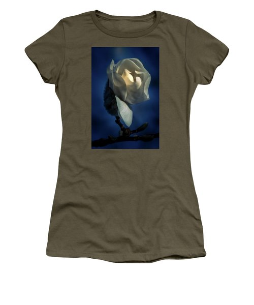 Women's T-Shirt featuring the photograph Morning Light by Allin Sorenson