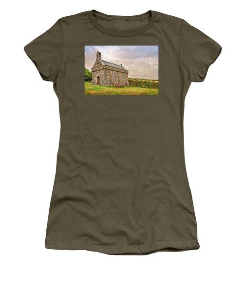 St Nons Retreat Chapel Women's T-Shirt