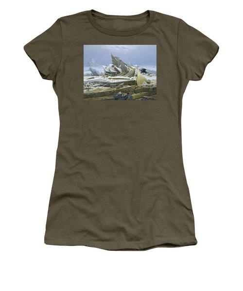 The Polar Sea Women's T-Shirt