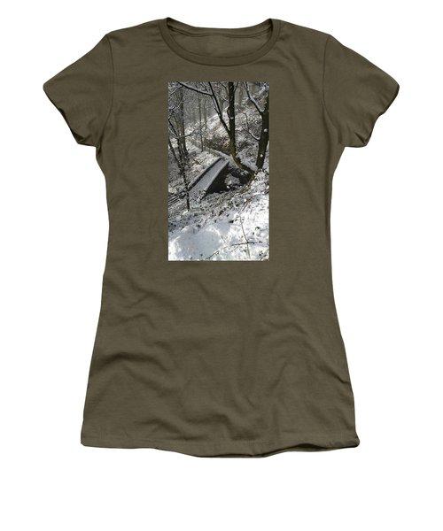 30/01/19  Rivington. Cascade Bridge. Women's T-Shirt