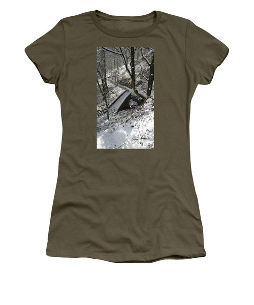 30/01/19  Rivington. Cascade Bridge. Women's T-Shirt