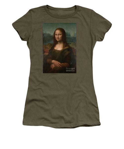 Mona Lisa Women's T-Shirt