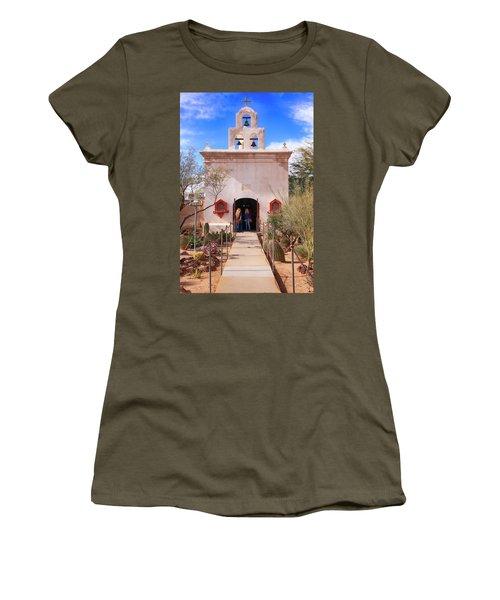San Xavier Del Bac Az Women's T-Shirt