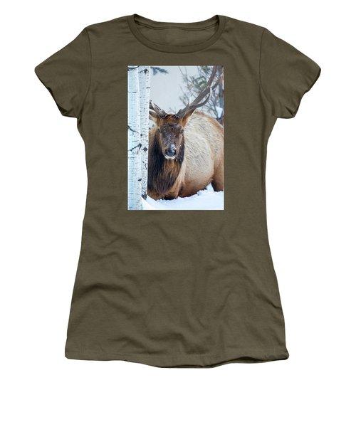 4 Wire Winter  Women's T-Shirt