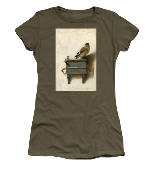 The Goldfinch Women's T-Shirt