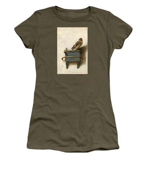 The Goldfinch Women's T-Shirt