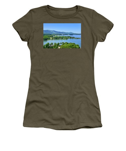 Smith Mountain Lake, Va. Women's T-Shirt