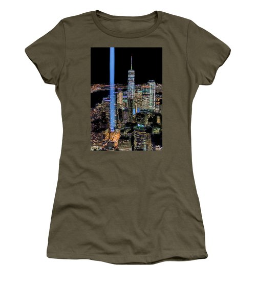 911 Lights Women's T-Shirt