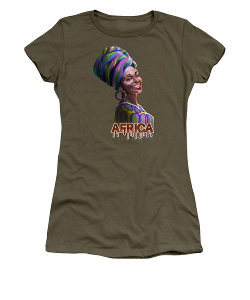A Bright Smile For All Women's T-Shirt
