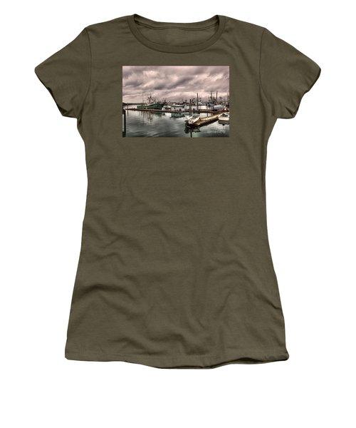 A Calm Harbor Women's T-Shirt