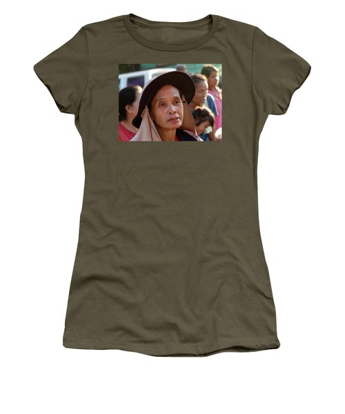 A Face Of Life Women's T-Shirt