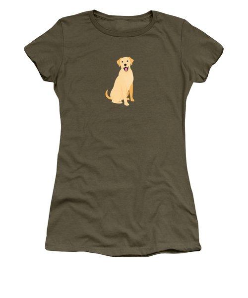 A Labrador Retriever Makes A House A Home Women's T-Shirt