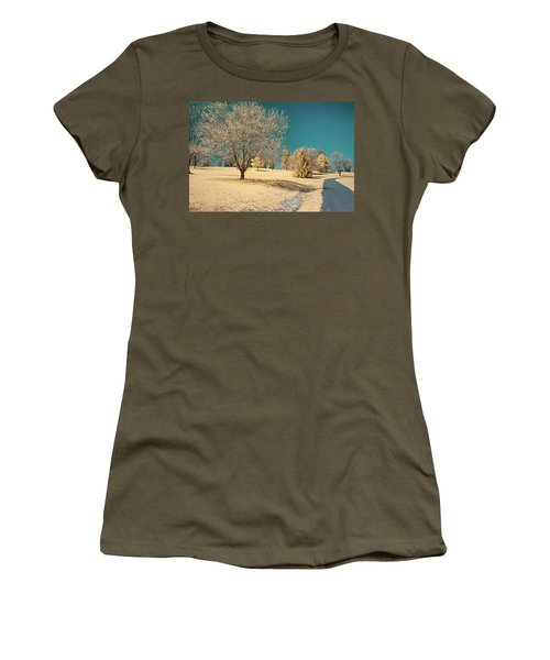 A Mustard World Women's T-Shirt