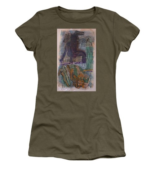 A Pawn On Life's Board Women's T-Shirt
