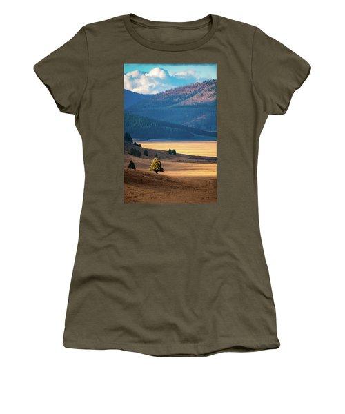 A Slice Of Caldera Women's T-Shirt