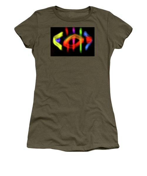 Abstract 48 Women's T-Shirt