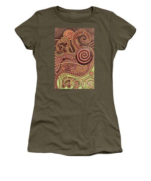 Abstract Spiral 11 Women's T-Shirt